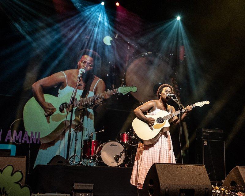 Beckah Amani Performing Live at Gold Coast Music Awards
