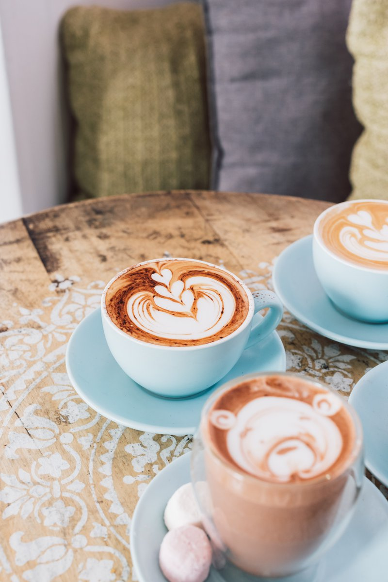 Pier B is serving up Free Coffee for International Coffee Day