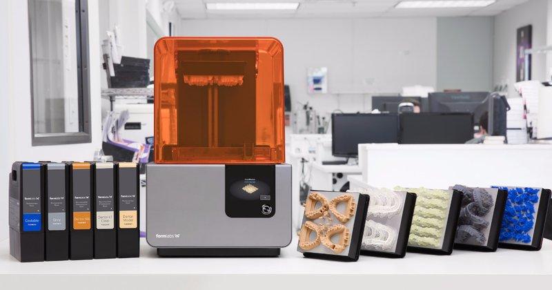 SLA printer