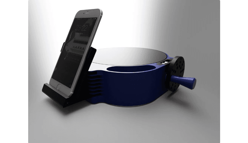 The $30 3D Scanner