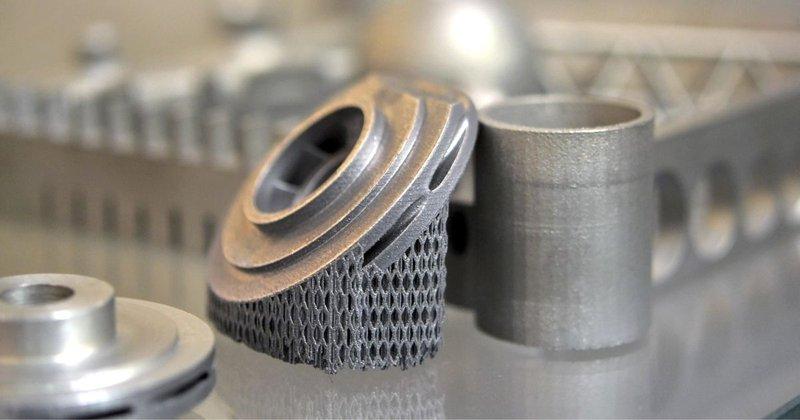 3D printing in metal