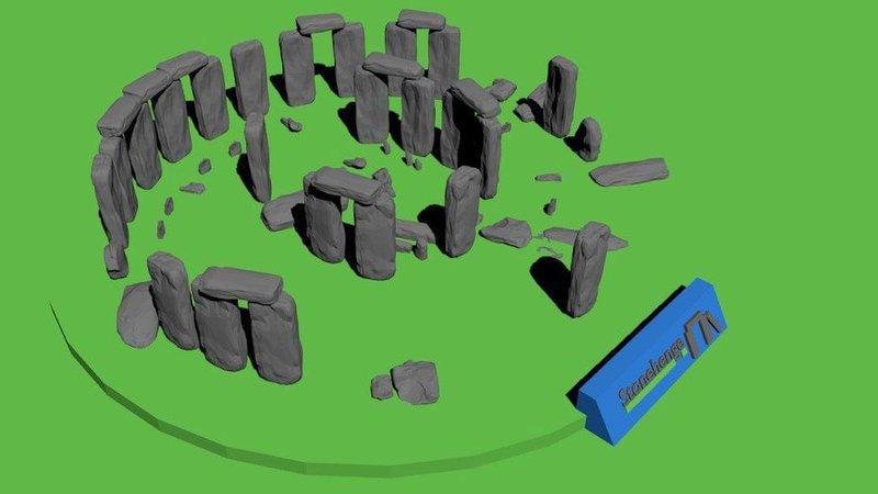 Stonehenge (#SeeTheWorld)