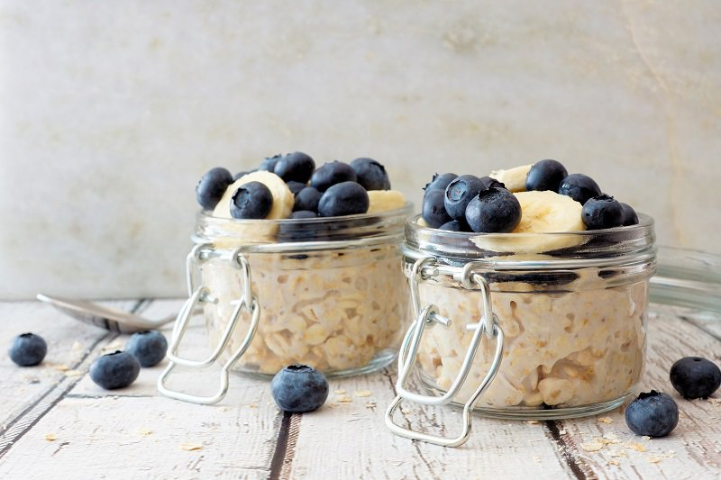 Blueberries can make for healthy additions to your stress busting food plan.