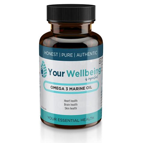 Omega 3 Marine Oil