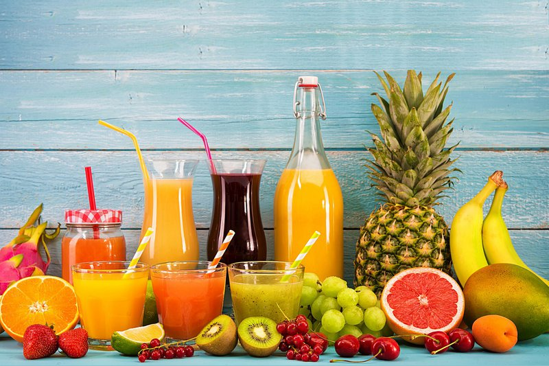 Regular consumption of natural fruit juices can help with detoxifying our bodies of natural toxins.