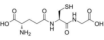 Glutathione for detoxification