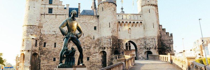 Het Steen in Antwerpen