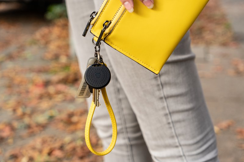 Electronic Key Finder With Purse