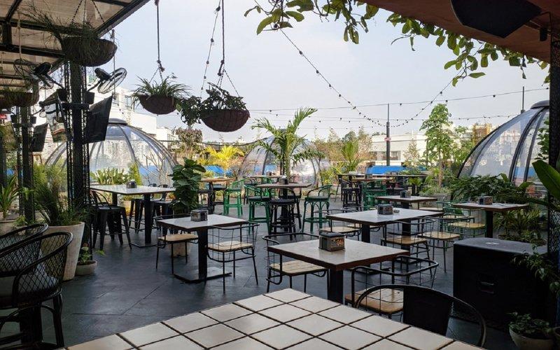 The Bar Stock Exchange, New Restaurants & Bars In Hyderabad in 2021