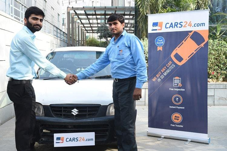 Cars24 | Indian startups