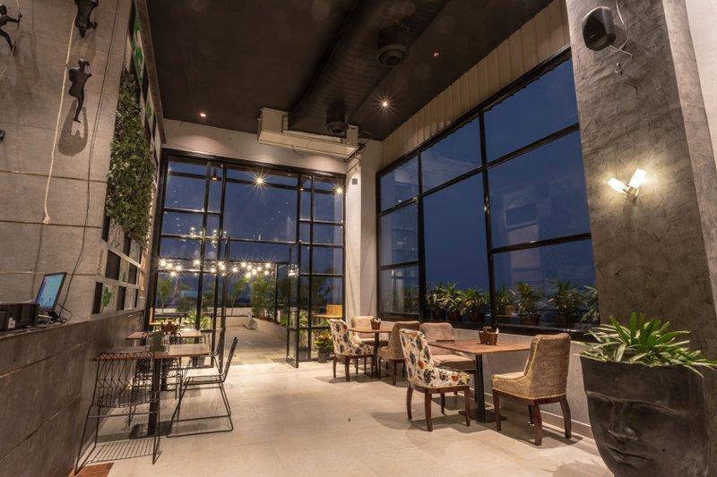 Sky Garden Rooftop   The Ultimate Guide to Best Rooftop Restaurants & Bars in Hyderabad