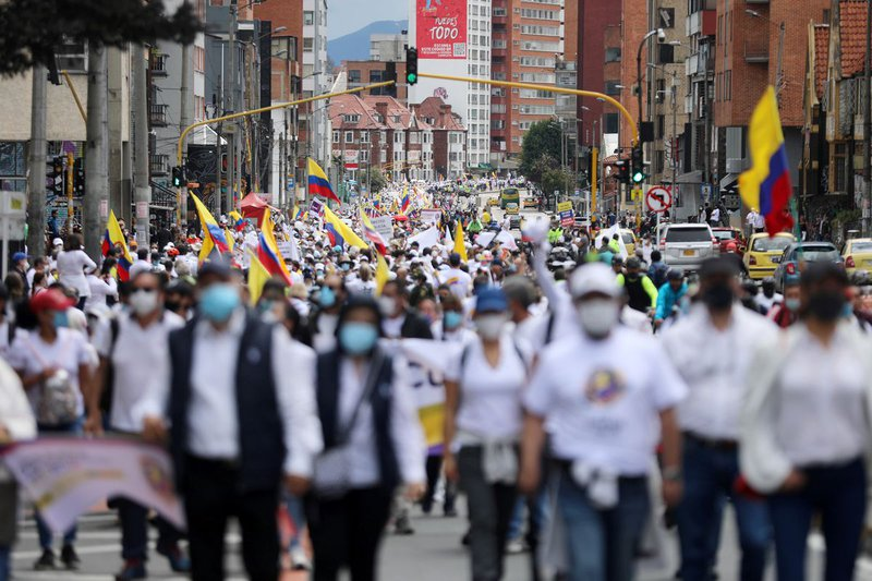 Protests In Colombia Explained! Why It Started And What They Want?