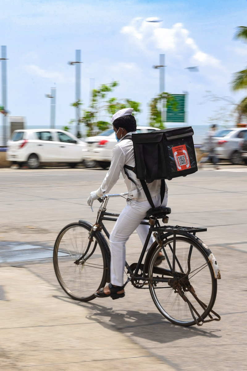 COVID-19 Story: Mumbai's Dabbawalas and 'SOCIAL' collaborate to deliver food