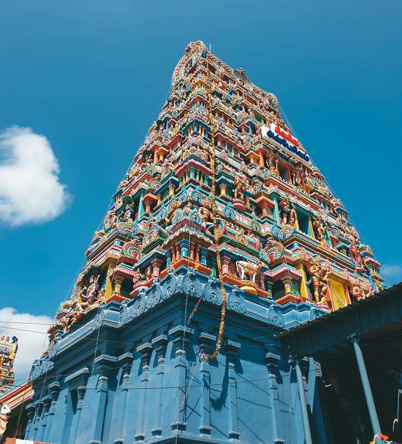 Ranganathaswamy Temple, Srirangam gold