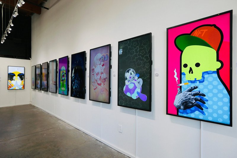 NFT Art: Here's how to buy & have your own NFT Art Collection