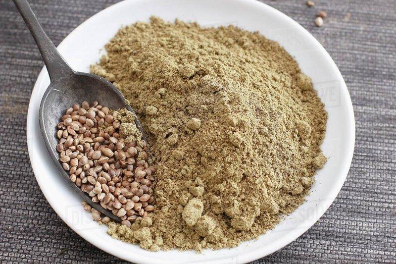 hemp seed & flour