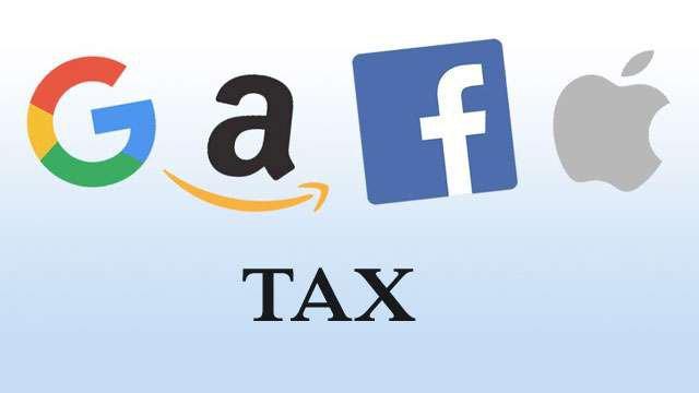 Tech companies- GAFA Tax