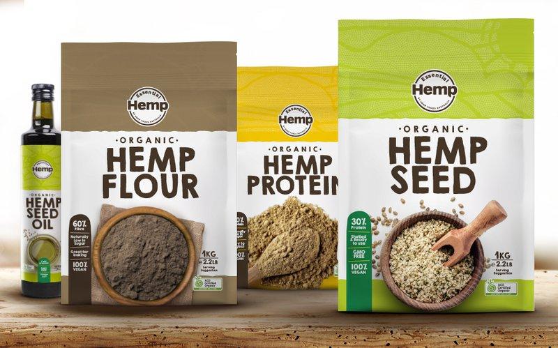 Hemp Food Industry
