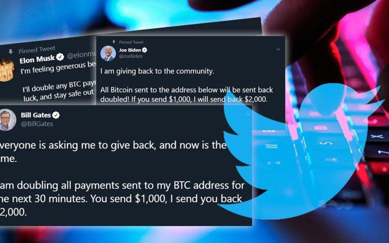 Tech fail no. 10 - Twitter hack