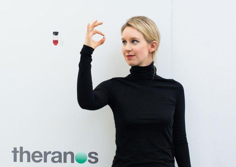 Tech Fail No. 4- Theranos
