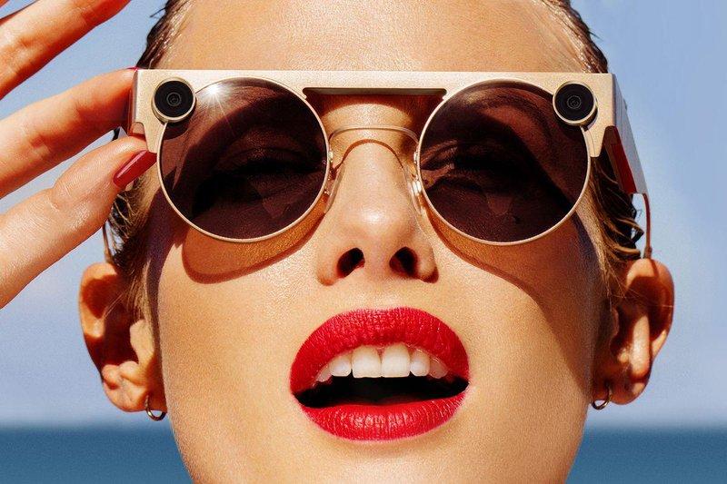 Tech Fail No 9 - Snapchat sunglasses