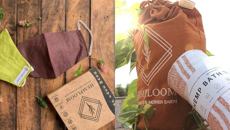 A Binge Guide To Indian Hemp Brands For Sustainable Fashion, Living & More
