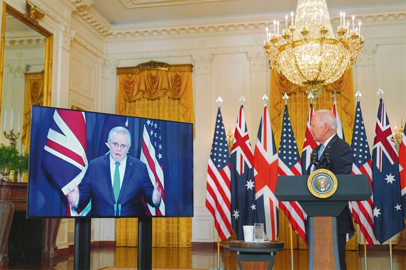 AUKUS: Everything You Need to Know About This US-UK-Australia Pact