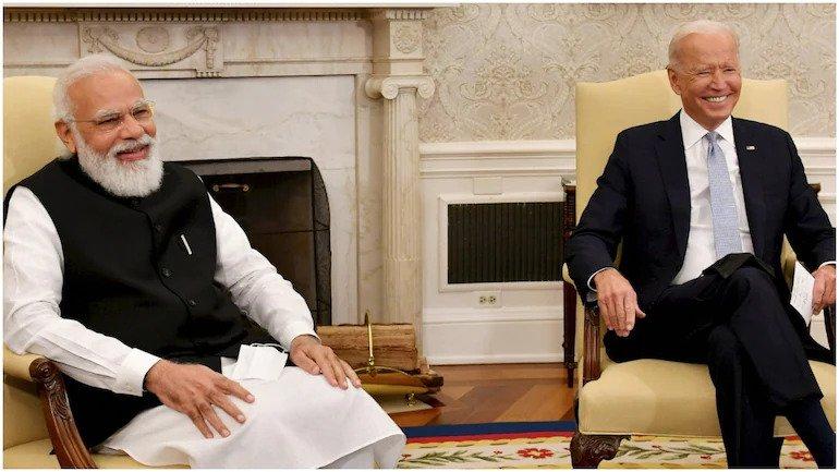 US-India Ties Strengthen: Biden-Modi Declare a Strategic Partnership for Global Good
