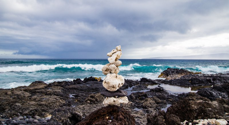 Balanced Stress Free Seaview