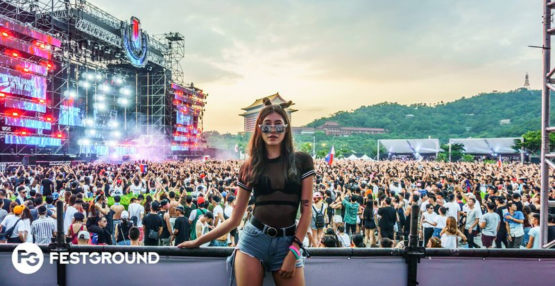 FestGround at Ultra Taiwan