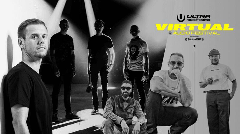 線上音樂節 Ultra Virtual Audio Festival