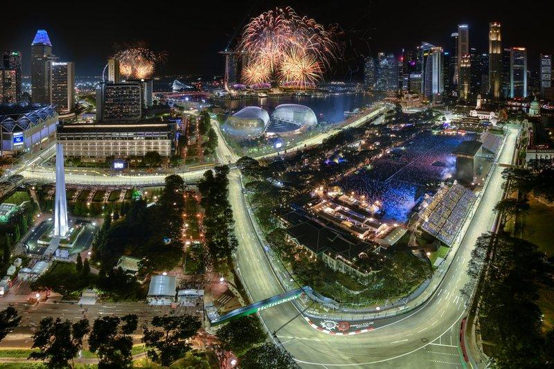 Singapore Formula 1 Grand Prix 2019