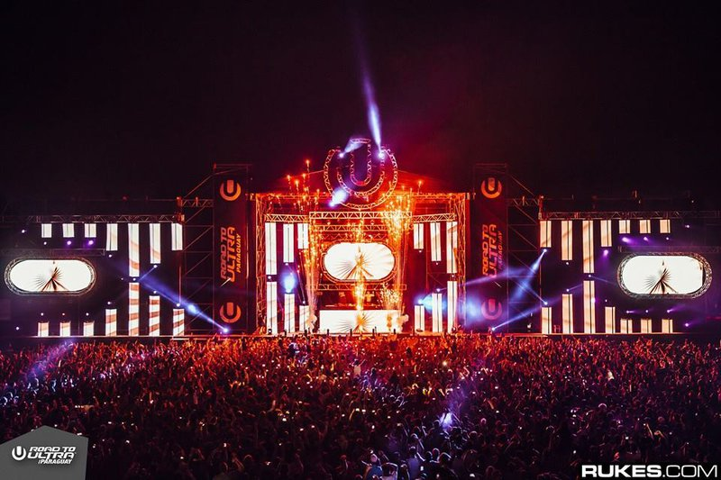 Road to Ultra Taiwan Mainstage