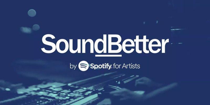 Spotify SoundBetter Platform