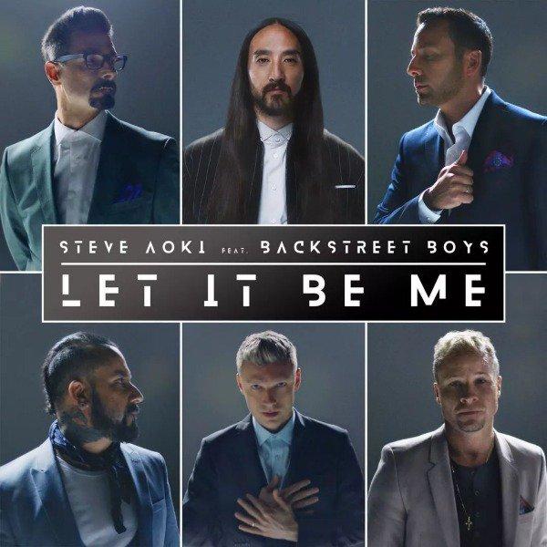 Steve Aoki Backstreet Boys