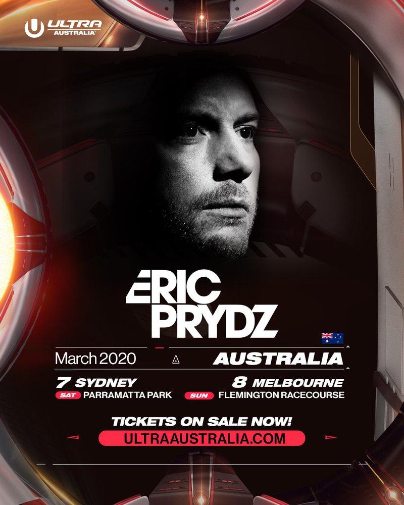 Eric Prydz Ultra Australia 2020