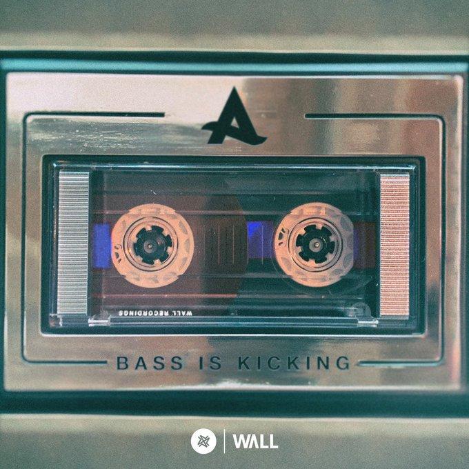 Afrojack Bass Is Kicking Artwork