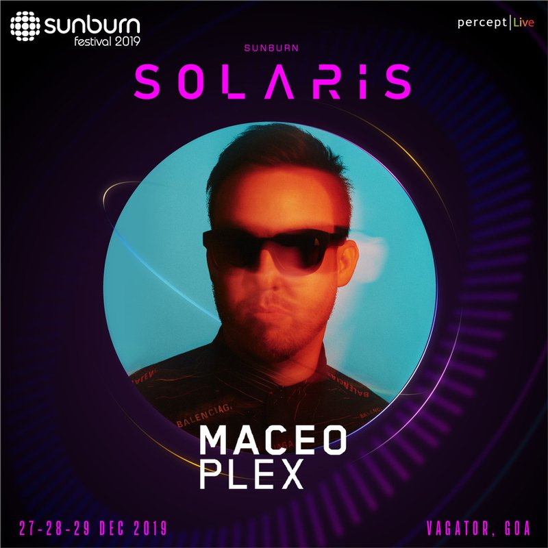 Maceo Plex to headline Sunburn Solaris