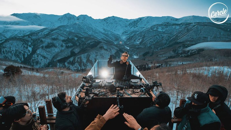 Travel Around the World With These 5 DJ Live Sets in Breathtaking Locations