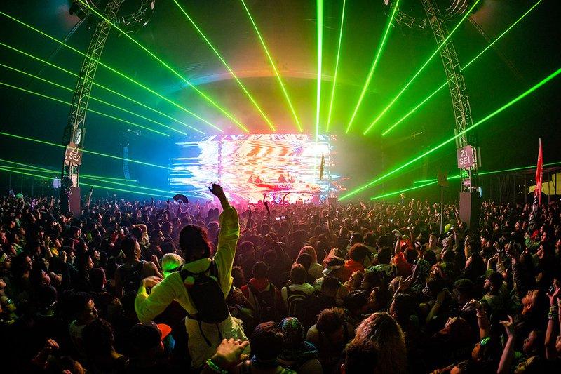 Audiotistic Music Festival in 2019