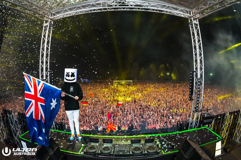 Ultra Australia 2019