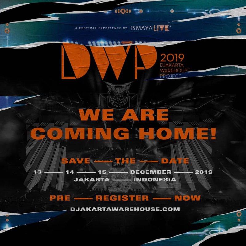 DWP Djakarta Warehouse Project 2019