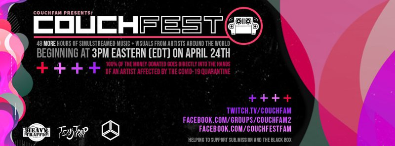 Couch Fest Fam 2