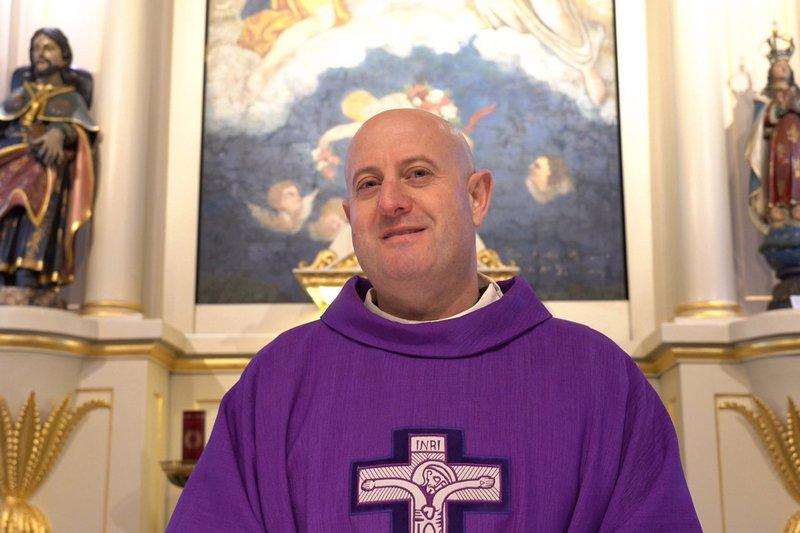 Priest Guilherme Peixoto