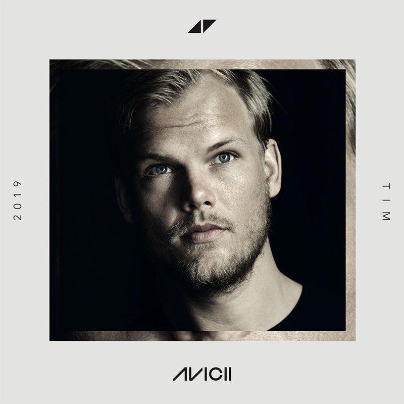 Album artwork for 'Tim', depicting late DJ Avicii