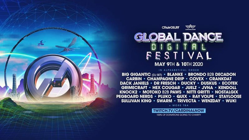 What's On This Week? EDM Livestreams to Look Out For [May 4]