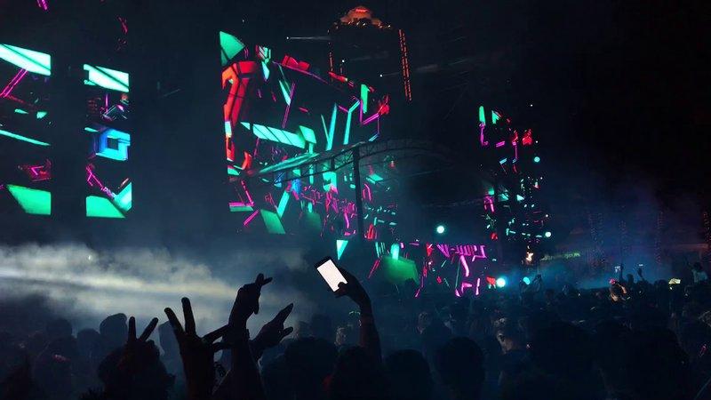 Neon Countdown