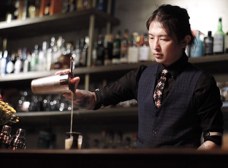 專訪 Mr. Bean 調酒師吳兆強