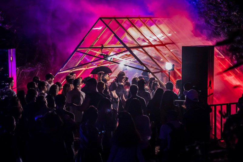 Spectrum Formosus music festival in Taiwan