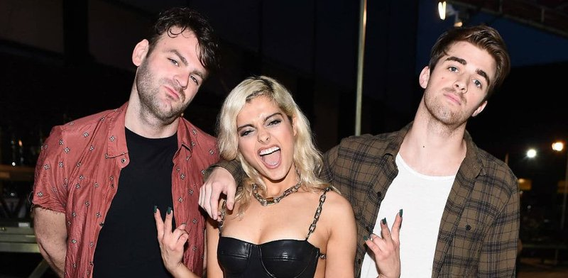 The Chainsmokers and Bebe Rexha